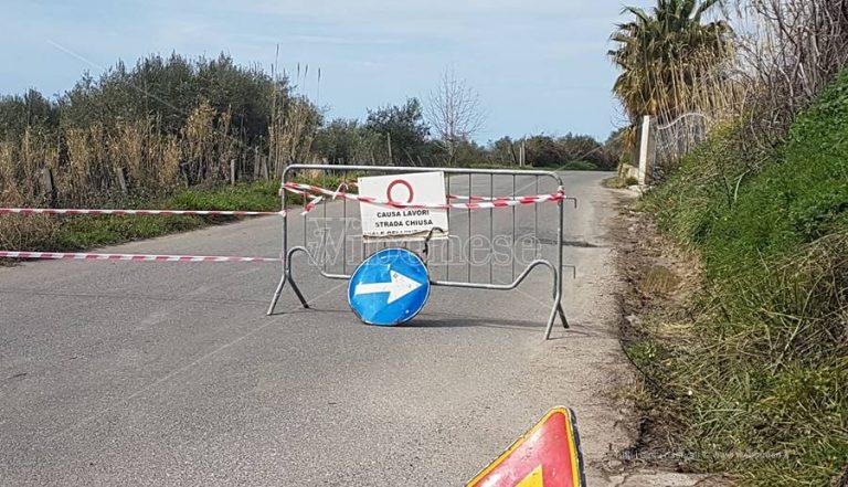 Danni all'impianto fognario, disagi sulla Provinciale Favelloni-Cessaniti