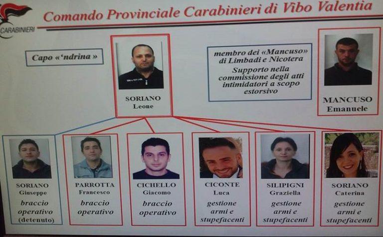 'Ndrangheta: processo Nemea, il pm chiede a Vibo 14 condanne per il clan Soriano