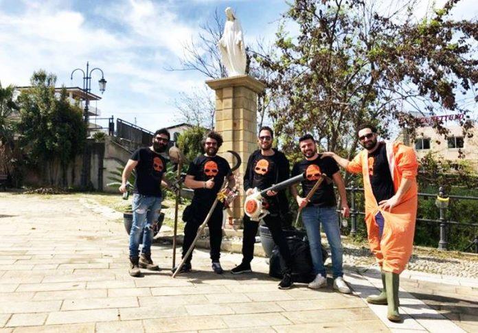 I volontari di Tropea