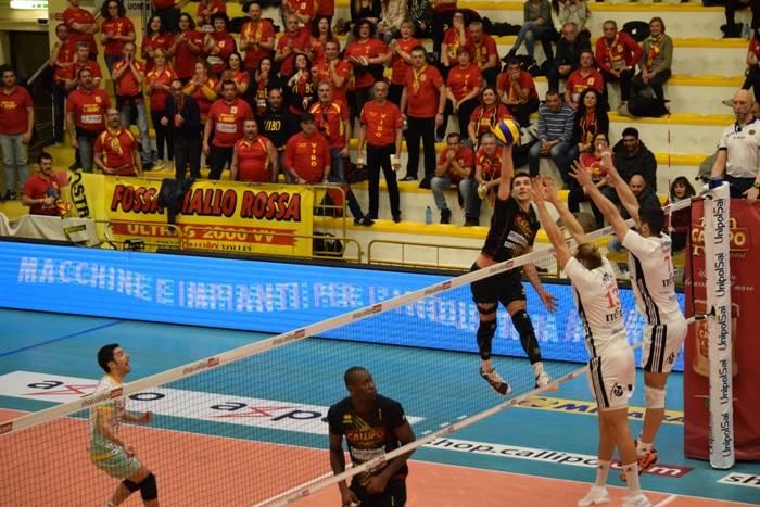 Play off Challenge cup, sfida decisiva per la Tonno Callipo Vibo