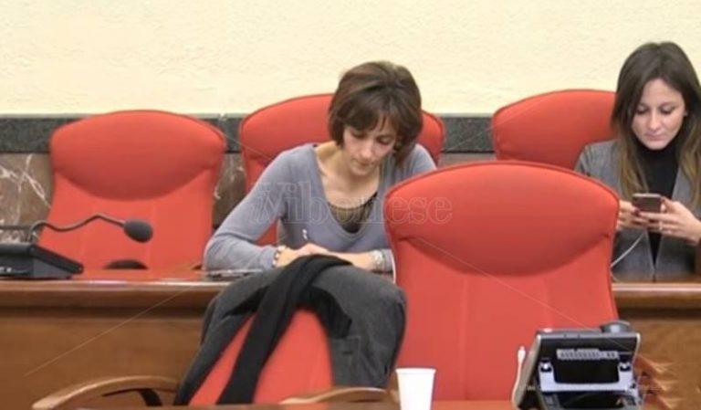 Comune Vibo, l'addio amaro di Lorenza Scrugli: «Mi adeguo ad una scelta che non condivido»