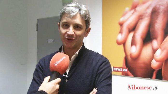 Il neo senatore Giuseppe Mangialavori