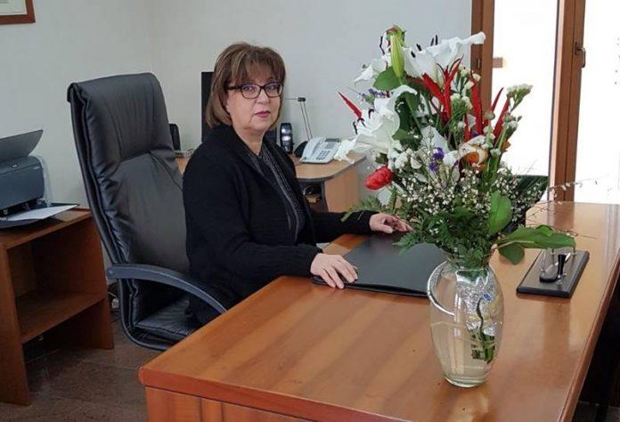 Il nuovo direttore Marilena Di Renzo
