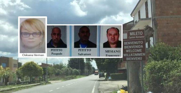 """'Ndrangheta: operazione """"Miletos"""", ecco i verbali inediti della collaboratrice di giustizia ucraina"""