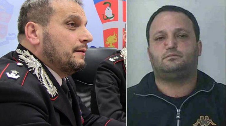 'Ndrangheta: gravi minacce di Leone Soriano anche al maggiore dei carabinieri Palmieri (VIDEO)