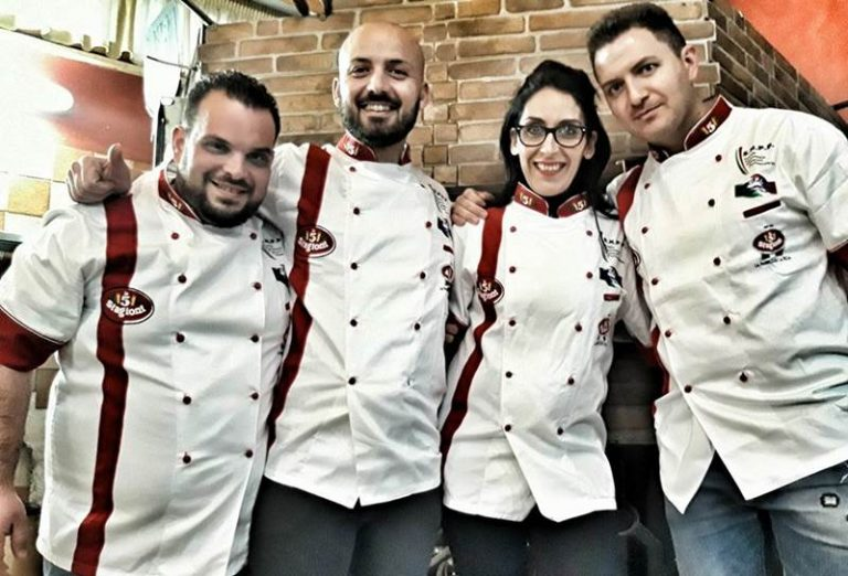 """Movimento pizzaioli italiani, cresce la """"famiglia"""" vibonese"""