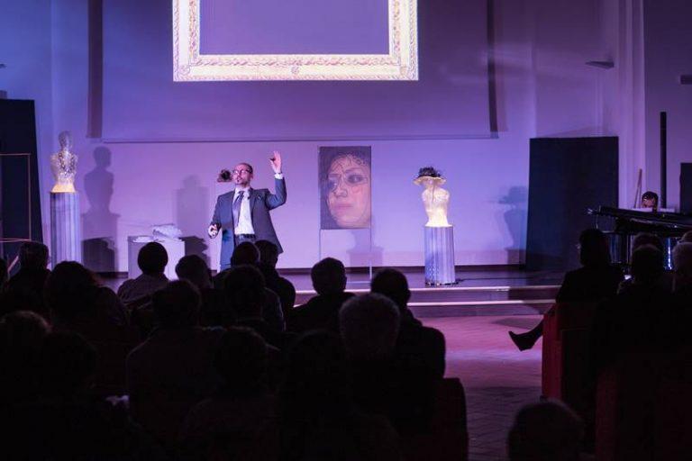 """Musica lirica al Museo Lìmen di Vibo, applausi a scena aperta per """"Ri(o)so"""""""