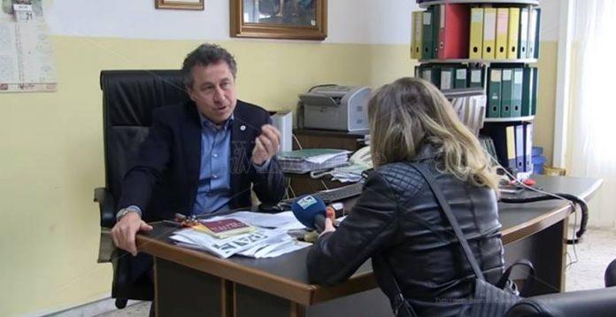 Il dirigente scolastico Antonello Scalamandrè