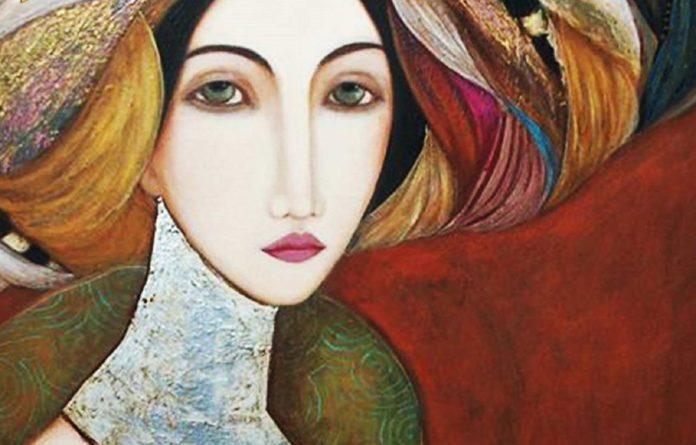 Una raffigurazione artistica di Shahrazad