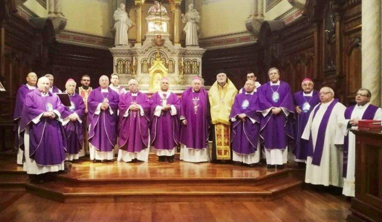 Serra San Bruno, la Certosa ospita il ritiro spirituale dei vescovi