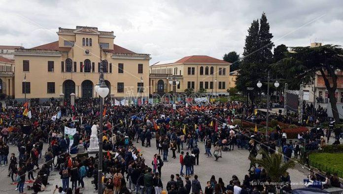 Piazza Municipio Vibo Valentia