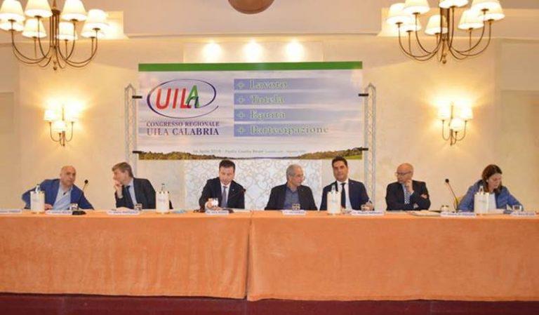 Sindacato: Merlino riconfermato segretario Uila Calabria (VIDEO)