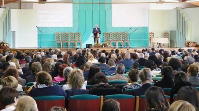 L'assemblea dei Testimoni di Geova a Francavilla Angitola