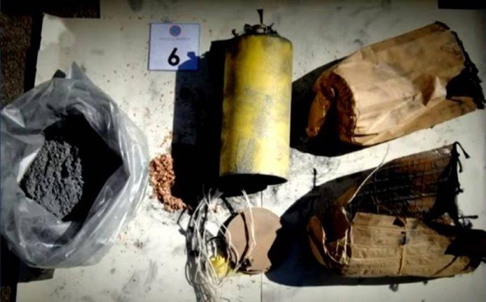 La bomba destinata a Moscato