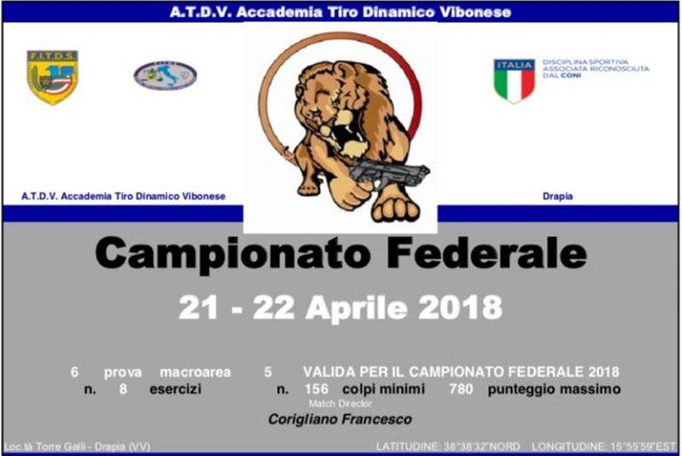 Tiro dinamico, il campionato italiano fa tappa nel Vibonese