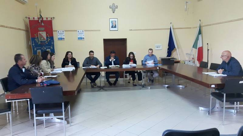 La seduta del consiglio comunale di Ionadi