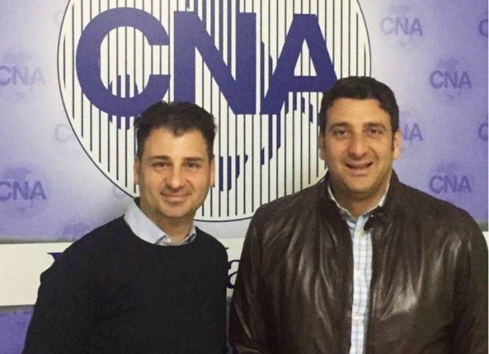 Da sinistra Antonino Cugliari e Giorgio Stingi