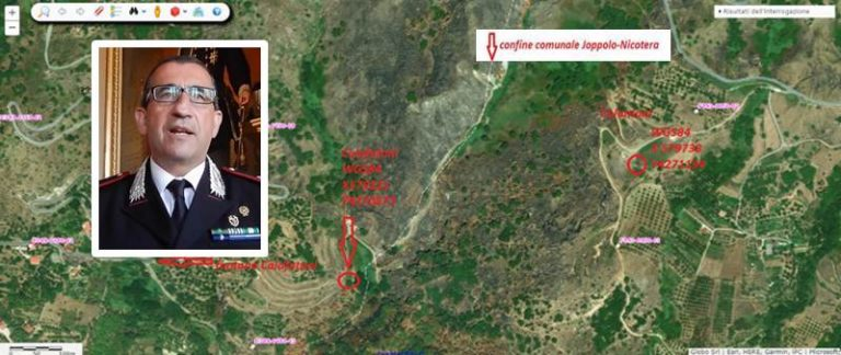 Discarica di Colantoni a Nicotera: al caso si interessa anche il generale Vadalà