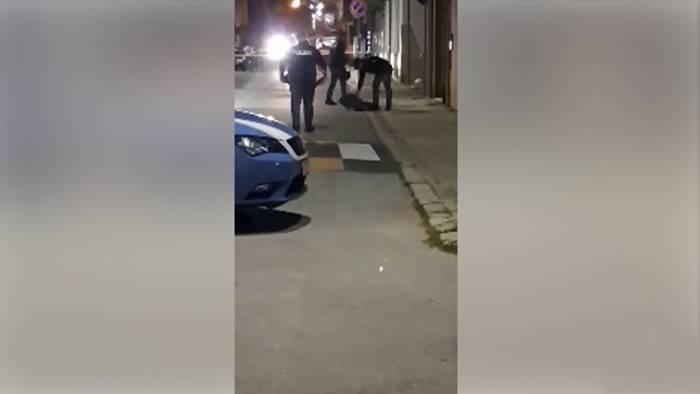 Pacco sospetto a Vibo Marina, scatta l'allarme: ma è un trolley vuoto