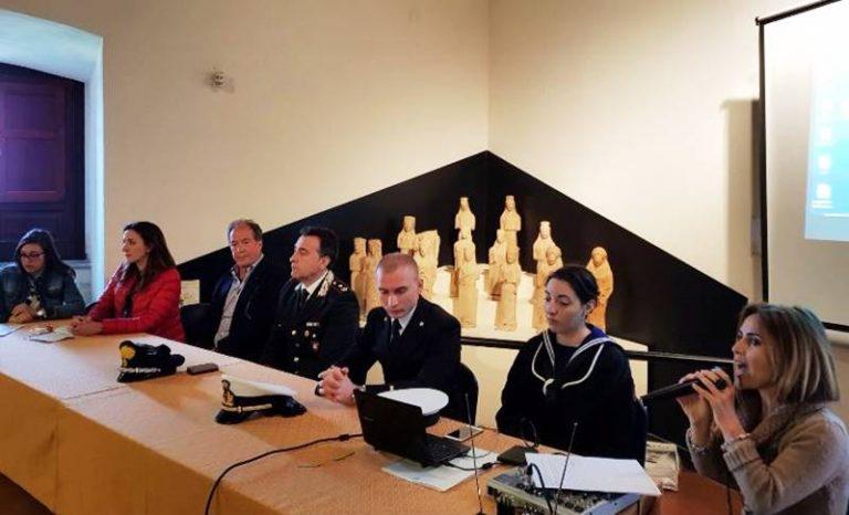 Giornata nazionale del mare, successo per l'iniziativa al Museo Capialbi di Vibo