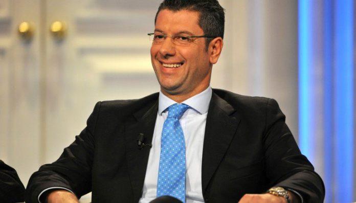 L'ex governatore Giuseppe Scopelliti