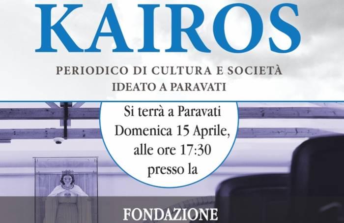 """Nasce """"Kairos"""", il periodico di cultura e società che racconta Paravati"""