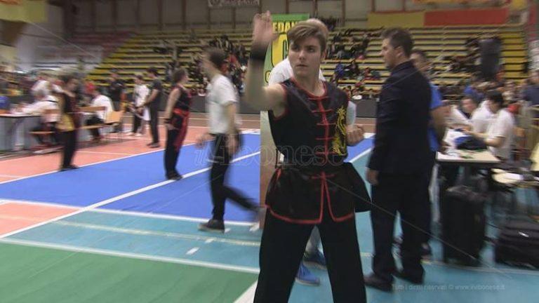 """Kung-fu, il """"Drago di Primavera"""" torna a Vibo (VIDEO)"""