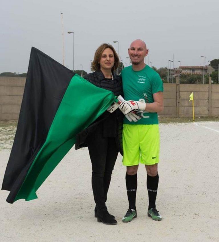 Calcio: il Parghelia in prima categoria, la soddisfazione del sindaco