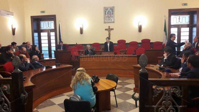L'incontro a Palazzo Luigi Razza