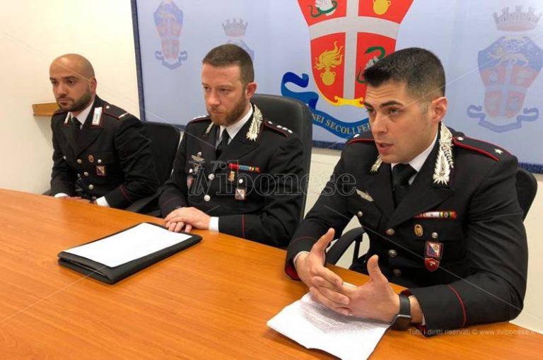 """""""Roba di famiglia"""": gli indagati annotavano pure le targhe delle auto dei carabinieri (VIDEO)"""