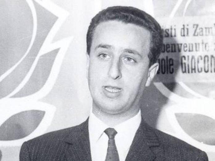 Il compianto Salvatore L'Andolina