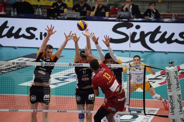 Play off Challenge, la Tonno Callipo esce di scena a Verona (VIDEO)