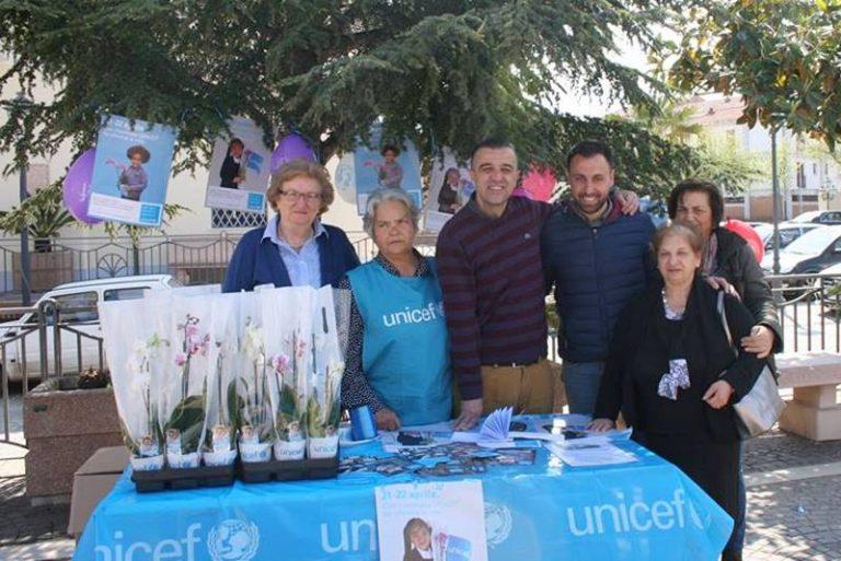 """Zambrone con l'Unicef dalla parte dei """"bambini sperduti"""""""