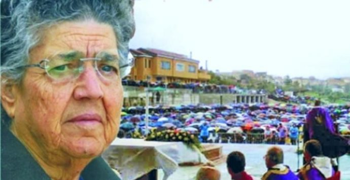 Natuzza, il vescovo Renzo: «Grande nell'umiltà come San Giovanni Battista»