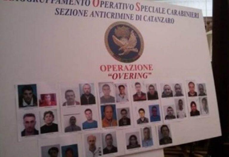 """Narcotraffico: operazione """"Overing"""", 8 condanne e 9 assoluzioni a Vibo"""