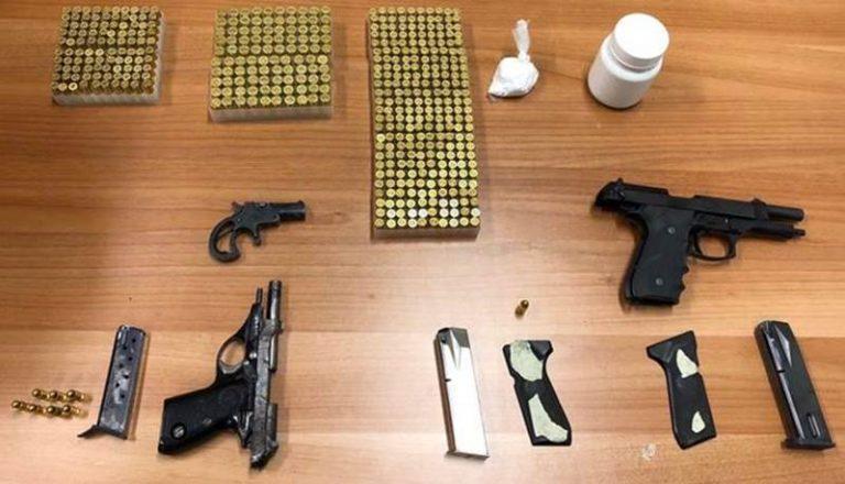 Armi e munizioni nel sottoscala, 35enne di Vibo lascia i domiciliari
