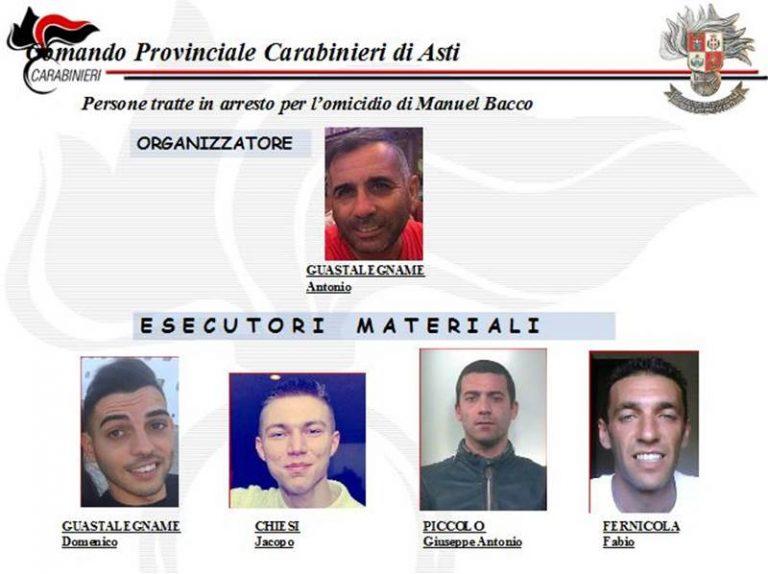 Tabaccaio ucciso ad Asti, terminate le discussioni per gli imputati vibonesi