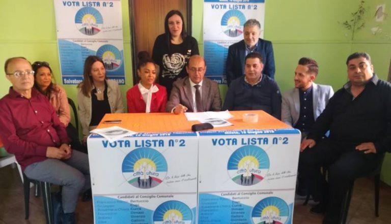 """Comunali a Mileto, """"Città futura"""" presenta idee e obiettivi agli elettori"""