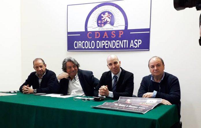 La conferenza stampa del Cdasp