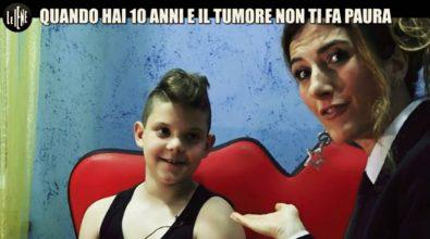 La terapia del sorriso e la battaglia del piccolo Daniel per combattere il tumore