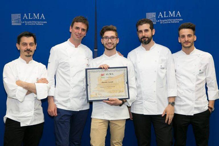 Un 21enne vibonese tra i nuovi Professionisti di pasticceria diplomati da Alma