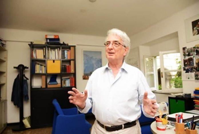 Il professor Franco Montanari