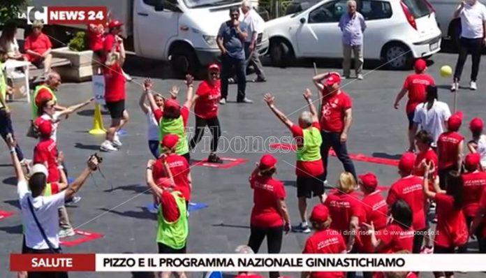 Il progetto Ginnastichiamo a Pizzo