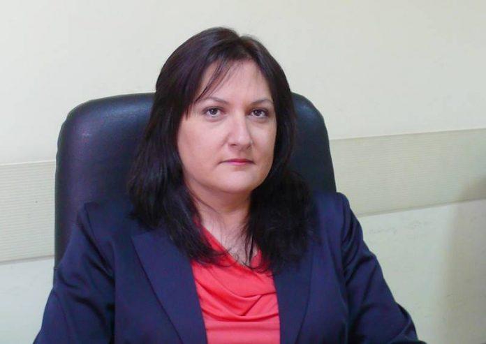 Il sindaco uscente di Dinami Maria Ventrice