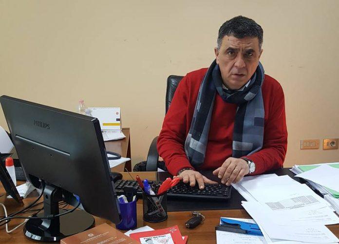 Il segretario generale della Provincia Mario Ientile