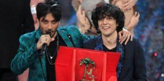 La vittoria a Sanremo