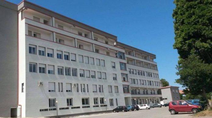 """L'ospedale """"San Bruno"""" di Serra"""