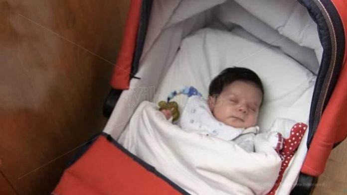 Il piccolo Pasquale Zaccaria Rotondaro