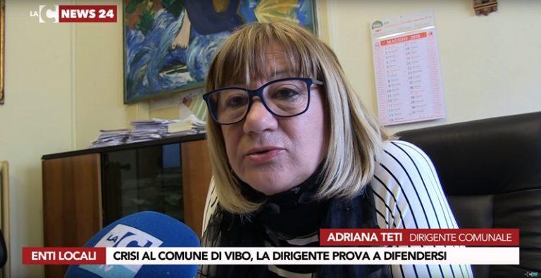 Comune Vibo, Teti si difende: «Non ho nascosto le carte del dissesto, l'assessore sapeva» (VIDEO)