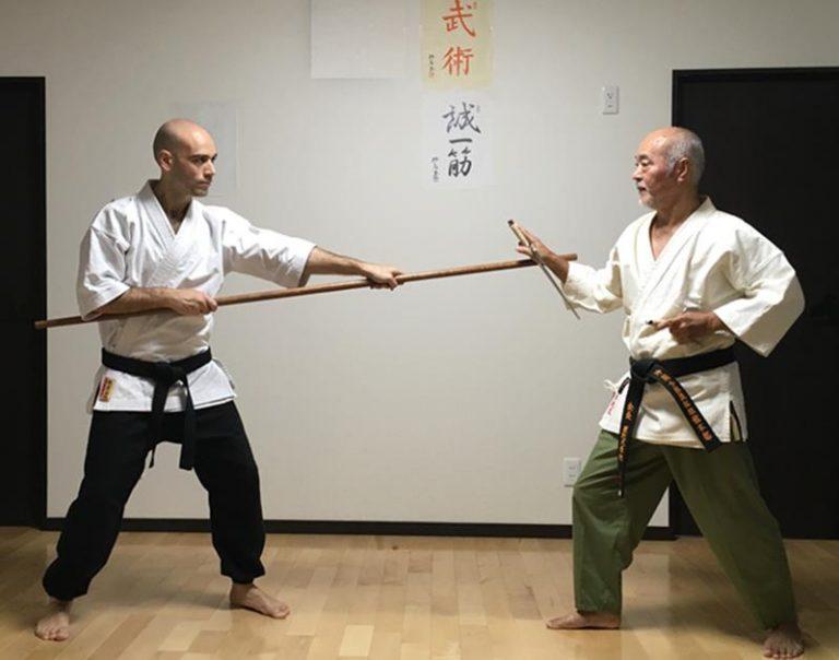 Da Vibo Marina al Giappone, Angelo Bonanno fra i maestri del Karate